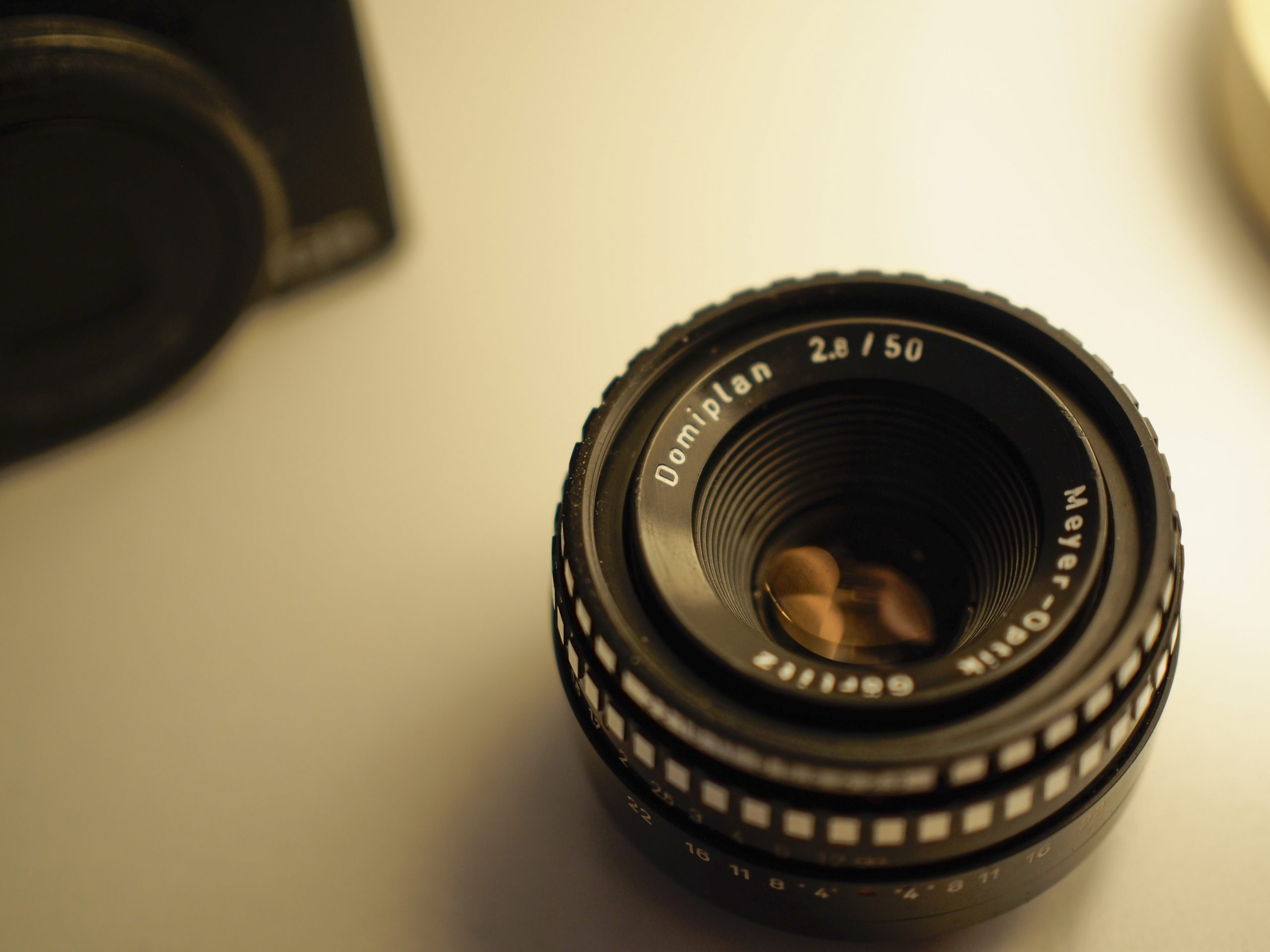 Domiplan 50mmF2.8